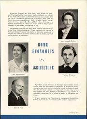 Page 47, 1948 Edition, University of Central Oklahoma - Bronze Yearbook (Edmond, OK) online yearbook collection