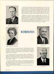 Page 50, 1948 Edition, University of Central Oklahoma - Bronze Yearbook (Edmond, OK) online yearbook collection