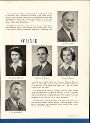 Page 51, 1948 Edition, University of Central Oklahoma - Bronze Yearbook (Edmond, OK) online yearbook collection