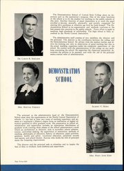 Page 52, 1948 Edition, University of Central Oklahoma - Bronze Yearbook (Edmond, OK) online yearbook collection