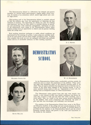 Page 53, 1948 Edition, University of Central Oklahoma - Bronze Yearbook (Edmond, OK) online yearbook collection
