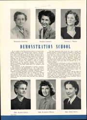 Page 54, 1948 Edition, University of Central Oklahoma - Bronze Yearbook (Edmond, OK) online yearbook collection