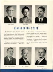 Page 55, 1948 Edition, University of Central Oklahoma - Bronze Yearbook (Edmond, OK) online yearbook collection