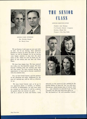 Page 58, 1948 Edition, University of Central Oklahoma - Bronze Yearbook (Edmond, OK) online yearbook collection