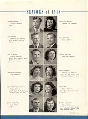 Page 61, 1948 Edition, University of Central Oklahoma - Bronze Yearbook (Edmond, OK) online yearbook collection