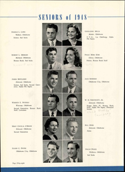 Page 62, 1948 Edition, University of Central Oklahoma - Bronze Yearbook (Edmond, OK) online yearbook collection
