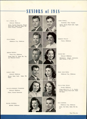 Page 63, 1948 Edition, University of Central Oklahoma - Bronze Yearbook (Edmond, OK) online yearbook collection