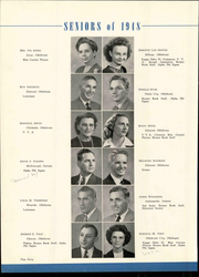 Page 64, 1948 Edition, University of Central Oklahoma - Bronze Yearbook (Edmond, OK) online yearbook collection
