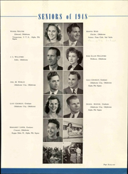 Page 65, 1948 Edition, University of Central Oklahoma - Bronze Yearbook (Edmond, OK) online yearbook collection