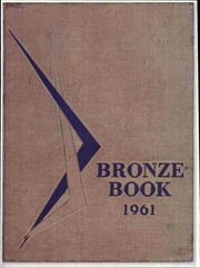 University of Central Oklahoma - Bronze Yearbook (Edmond, OK) online yearbook collection, 1961 Edition, Page 1