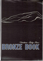 Page 1, 1964 Edition, University of Central Oklahoma - Bronze Yearbook (Edmond, OK) online yearbook collection