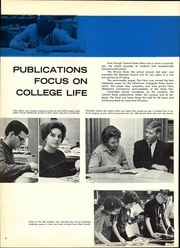 Page 14, 1964 Edition, University of Central Oklahoma - Bronze Yearbook (Edmond, OK) online yearbook collection