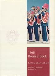 Page 5, 1968 Edition, University of Central Oklahoma - Bronze Yearbook (Edmond, OK) online yearbook collection