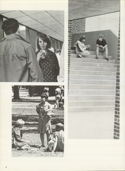 Page 8, 1968 Edition, University of Central Oklahoma - Bronze Yearbook (Edmond, OK) online yearbook collection
