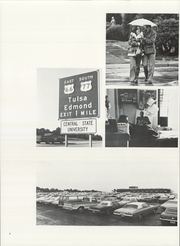 Page 10, 1975 Edition, University of Central Oklahoma - Bronze Yearbook (Edmond, OK) online yearbook collection