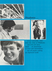 Page 13, 1975 Edition, University of Central Oklahoma - Bronze Yearbook (Edmond, OK) online yearbook collection