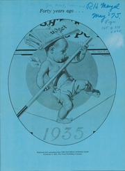 Page 3, 1975 Edition, University of Central Oklahoma - Bronze Yearbook (Edmond, OK) online yearbook collection