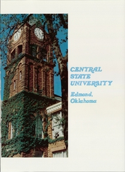 Page 5, 1975 Edition, University of Central Oklahoma - Bronze Yearbook (Edmond, OK) online yearbook collection