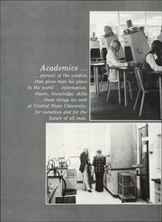 Page 6, 1975 Edition, University of Central Oklahoma - Bronze Yearbook (Edmond, OK) online yearbook collection