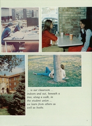 Page 9, 1975 Edition, University of Central Oklahoma - Bronze Yearbook (Edmond, OK) online yearbook collection