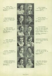 Page 16, 1934 Edition, Spencerville High School - Echoes Yearbook (Spencerville, OH) online yearbook collection