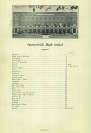 Page 6, 1934 Edition, Spencerville High School - Echoes Yearbook (Spencerville, OH) online yearbook collection