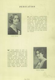 Page 7, 1934 Edition, Spencerville High School - Echoes Yearbook (Spencerville, OH) online yearbook collection