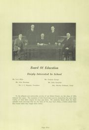 Page 9, 1934 Edition, Spencerville High School - Echoes Yearbook (Spencerville, OH) online yearbook collection