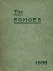Page 1, 1935 Edition, Spencerville High School - Echoes Yearbook (Spencerville, OH) online yearbook collection