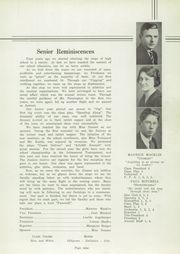 Page 13, 1935 Edition, Spencerville High School - Echoes Yearbook (Spencerville, OH) online yearbook collection