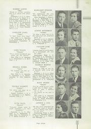 Page 15, 1935 Edition, Spencerville High School - Echoes Yearbook (Spencerville, OH) online yearbook collection