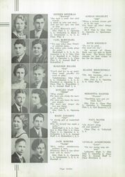 Page 16, 1935 Edition, Spencerville High School - Echoes Yearbook (Spencerville, OH) online yearbook collection