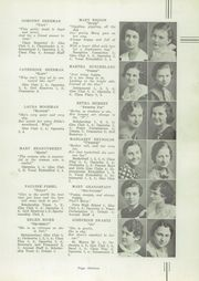 Page 17, 1935 Edition, Spencerville High School - Echoes Yearbook (Spencerville, OH) online yearbook collection