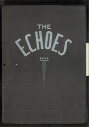 Page 1, 1945 Edition, Spencerville High School - Echoes Yearbook (Spencerville, OH) online yearbook collection