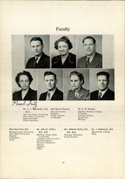 Page 16, 1945 Edition, Spencerville High School - Echoes Yearbook (Spencerville, OH) online yearbook collection