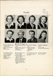Page 17, 1945 Edition, Spencerville High School - Echoes Yearbook (Spencerville, OH) online yearbook collection