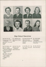 Page 13, 1946 Edition, Spencerville High School - Echoes Yearbook (Spencerville, OH) online yearbook collection