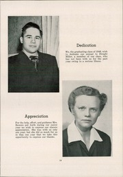 Page 15, 1946 Edition, Spencerville High School - Echoes Yearbook (Spencerville, OH) online yearbook collection