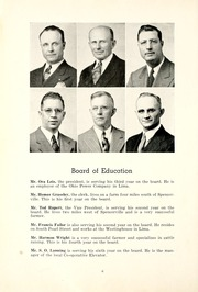Page 12, 1947 Edition, Spencerville High School - Echoes Yearbook (Spencerville, OH) online yearbook collection