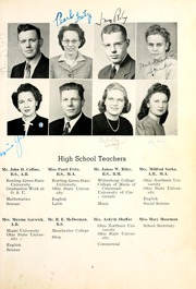 Page 15, 1947 Edition, Spencerville High School - Echoes Yearbook (Spencerville, OH) online yearbook collection