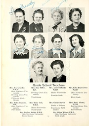 Page 16, 1947 Edition, Spencerville High School - Echoes Yearbook (Spencerville, OH) online yearbook collection