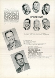 Page 10, 1953 Edition, Spencerville High School - Echoes Yearbook (Spencerville, OH) online yearbook collection