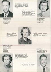 Page 12, 1953 Edition, Spencerville High School - Echoes Yearbook (Spencerville, OH) online yearbook collection