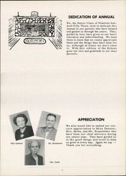 Page 7, 1953 Edition, Spencerville High School - Echoes Yearbook (Spencerville, OH) online yearbook collection