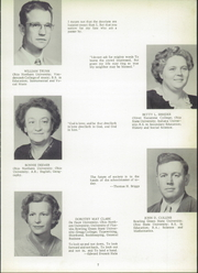 Page 11, 1954 Edition, Spencerville High School - Echoes Yearbook (Spencerville, OH) online yearbook collection