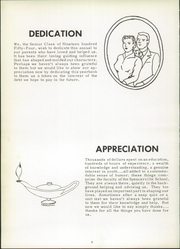 Page 8, 1954 Edition, Spencerville High School - Echoes Yearbook (Spencerville, OH) online yearbook collection