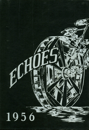 Spencerville High School - Echoes Yearbook (Spencerville, OH) online yearbook collection, 1956 Edition, Page 1