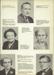 Page 11, 1957 Edition, Spencerville High School - Echoes Yearbook (Spencerville, OH) online yearbook collection