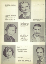 Page 12, 1957 Edition, Spencerville High School - Echoes Yearbook (Spencerville, OH) online yearbook collection