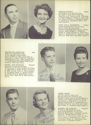 Page 16, 1957 Edition, Spencerville High School - Echoes Yearbook (Spencerville, OH) online yearbook collection